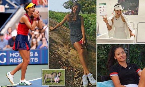 How Emma Raducanu became 'biggest star of GB sport for the next decade