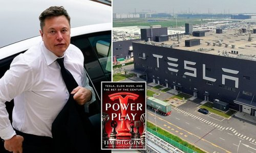 Elon Musk's explosive temper toward overworked Tesla staff is revealed