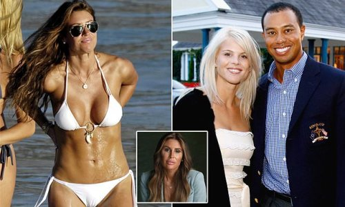 Tiger Woods called time with mistress Rachel Uchitel 'plugging in'