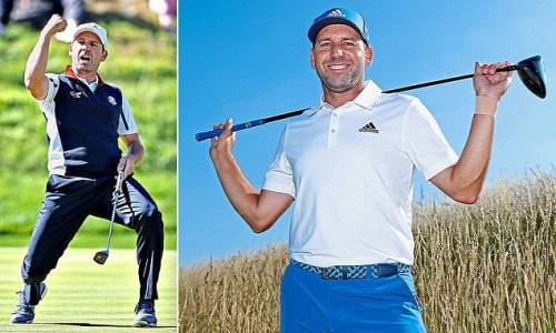 Garcia: I don't know what happens to me at the Ryder Cup