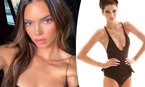 Swimwear designer reveals what Kendall Jenner is like to work with