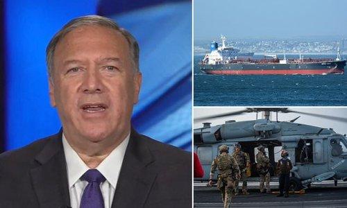 Pompeo says it's 'crazy' Biden continuing talks with Iran