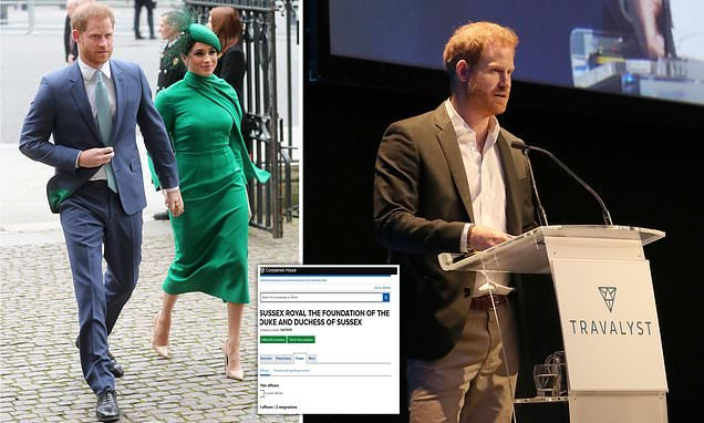 Prince Harry and Meghan Markle officially close Sussex Royal charity