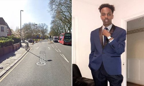 Victim of fatal London shooting named as Sharmake Mohamud, 22