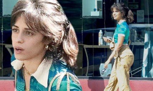 Camila Cabello cuts a stylish figure for solo errand run in LA