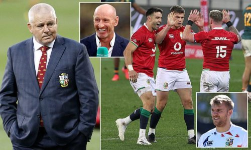 Gareth Thomas lauds Gatland's 'exciting changes' for second Lions Test