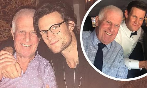 The Crown's Matt Smith is left 'devastated' after death of his father