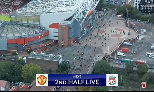 Manchester United fans rage at abysmal display against Liverpool