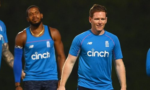 England CAN win the T20 World Cup, insists captain Eoin Morgan