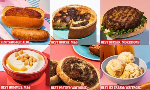 The BEST barbecue food for you Bank Holiday Monday
