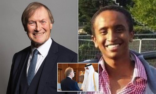 Ali Harbi Ali's family say he may have targeted David Amess over Qatar
