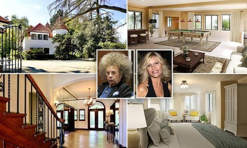 Phil Spector's LA mansion where he murdered actress sells for $3.3M