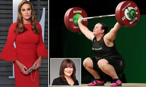 SARAH VINE: It's not fair for trans women to compete in female sport