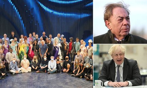 Andrew Lloyd Webber backs down theatre opening threat