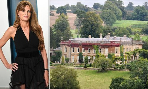 Jemima Khan caught up in cemetery row over graves on her £15m estate