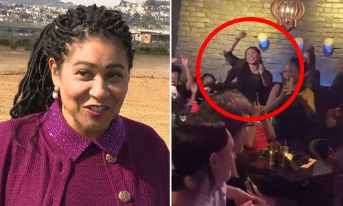 San Francisco Mayor London Breed defiant after partying mask-less