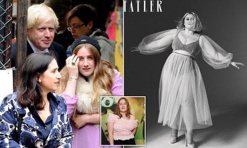 Boris Johnson's daughter Lara steps into the spotlight
