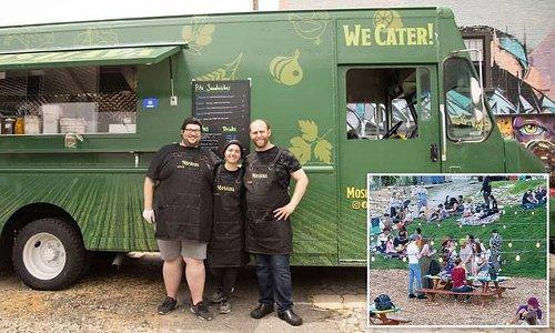 Israeli food truck BANNED from Philadelphia festival sparking backlash