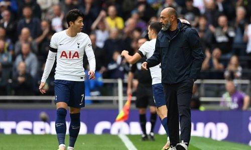 OLIVER HOLT: Nuno's Tottenham feel like a team of forgotten men