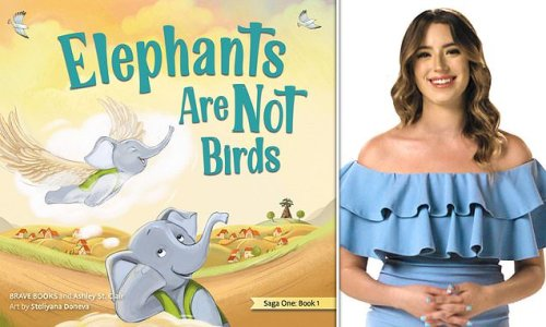 Brave Books launches with anti-trans book 'Elephants are Not Birds'