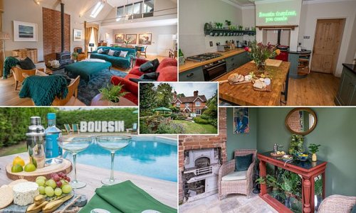 Would you head to a Bed & Boursin staycation