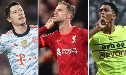 Who makes our Champions League team of the week?