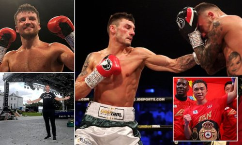 The best fights to watch out for on week 1 of Eddie Hearn's Fight Camp