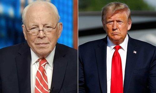 John Dean calls Trump smartphone scandal 'Nixon on steroids'