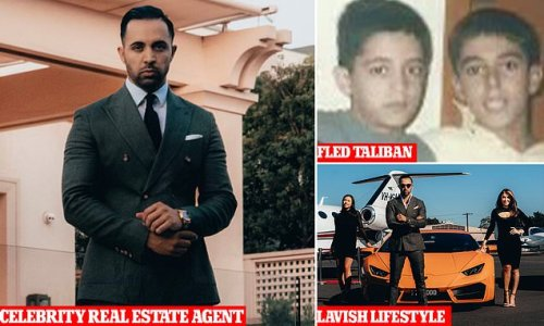 Real estate agent reveals rags to riches story on lavish lifestyle