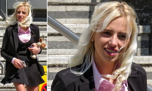 Drug dealer caught with cash and two bags of cannabis avoids jail