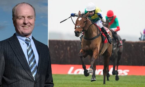 EXCLUSIVE: O'Neill looks to take Grand National win with Cloth Cap