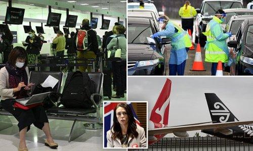 Urgent alert for Qantas flight after a Covid-infected passenger flew