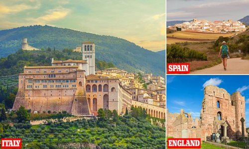 The best holy hikes around the world, from Spain to Israel
