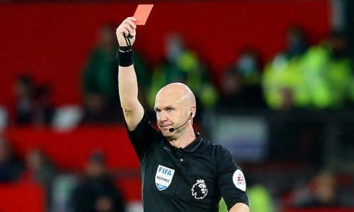 Liverpool 'felt referee Anthony Taylor took PITY on Manchester United'