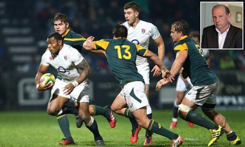 Rugby stop using the nickname 'Saxons' for England's second team