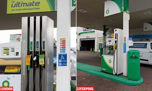Drivers told not to let fuel tanks get below a quarter in fuel crisis