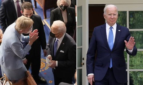 Biden has a 'short fuse' and is 'obsessed with getting every detail'
