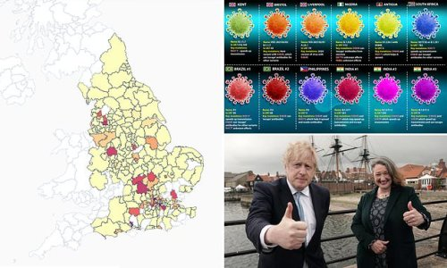 Boris Johnson pledges 'absolutely ruthless' tracking of India variant