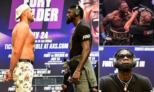 JEFF POWELL: Deontay Wilder has morphed into a silent assassin