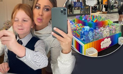 Pixie Curtis, 9, says mum Roxy Jacenko told her to buy an apartment