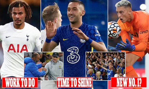 EIGHT THINGS WE LEARNED from Chelsea and Tottenham's pre-season clash