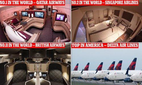Qatar Airways lands best airline award at 'Oscars of Aviation' - again