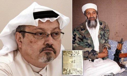 Jamal Khashoggi's close friendship with Osama bin Laden