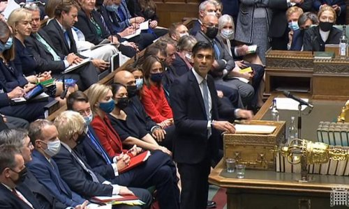 Rishi Sunak confirms UK will INCREASE money spent on foreign poor