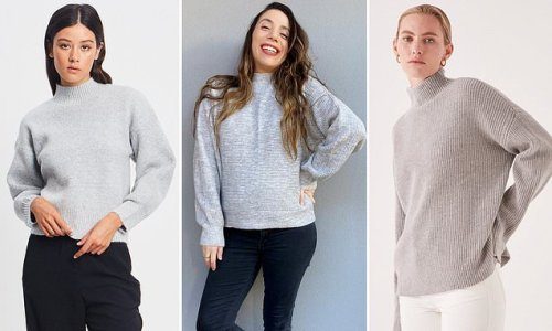 Can you spot the budget jumper from the pricey knit?