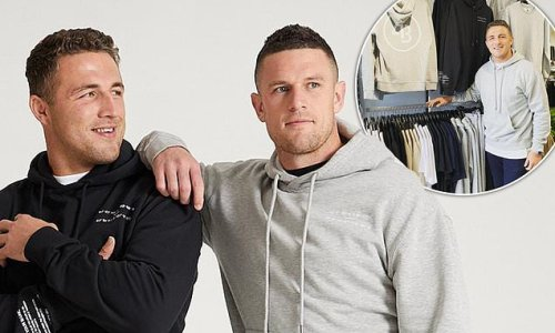Sam and Luke Burgess reveal the inspiration behind their label 4B