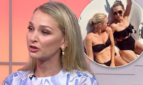 Anna Heinrich fires up live on The Morning Show over 'mum shamers'