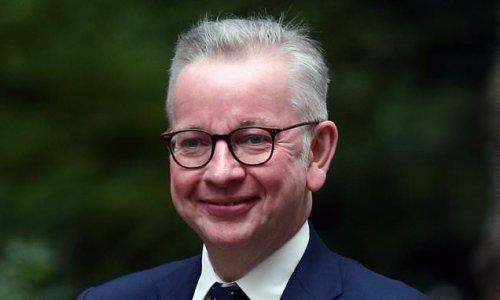 Gove shelved planning shake-up hours into Housing Secretary job