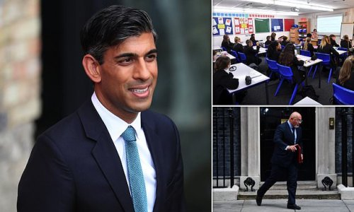 Education 'faces being hardest hit' in Rishi Sunak's spending review