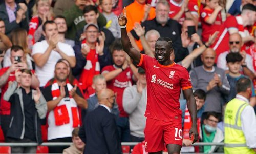 Klopp hails 'exceptional' Mane after star bagged 100th Liverpool goal